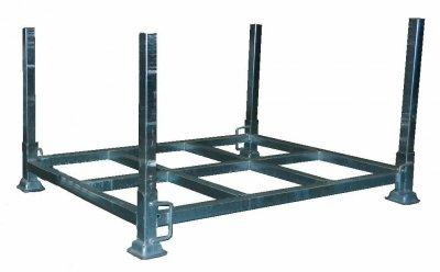 Conteneur grandes dimensions pour cadres echafaudage
