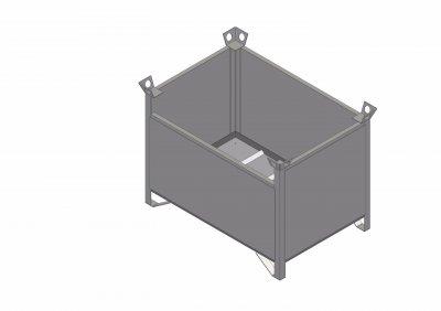 Container tôlé