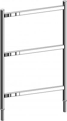 Echelles 3 barreaux 1m50
